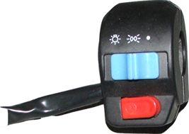 Botões controlo Dir.
